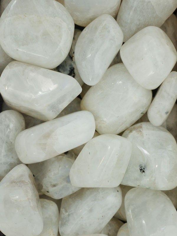 Moonstone - Tumbled Stones